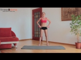 Упражнения для похудения рук и спины