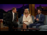 Darren Criss on The Late Late Show Part 2