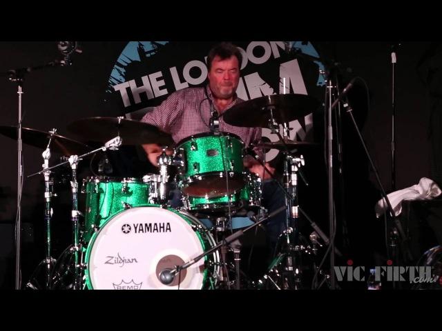 London Drum Show 2015 Ian Thomas - Caravan