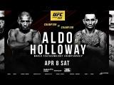 Jose Aldo vs Max Holloway - Promo UFC 212