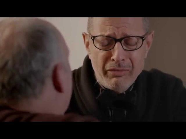 Currys Christmas Ad - JIGSAW Spare the Act - Jeff Goldblum