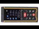 Лазерная рулетка RZAS50. Подробный обзор и тестирование.