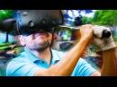 VR Minigolf