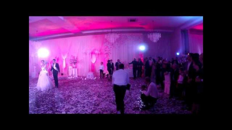 Олег Винник на свадьбе в Мукачево