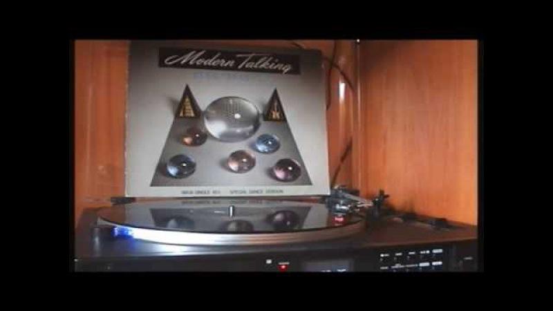 Modern Talking - Cheri, Cheri Lady (Special Dance Version) 12 Vinyl Maxi Single