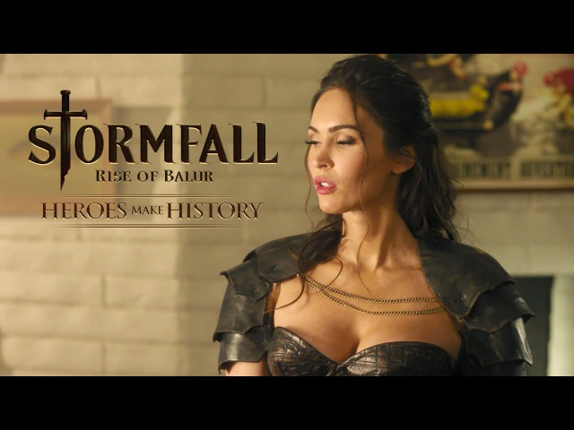 Stormfall: Rise of Balur - 2016 Commercial 2 - High Five