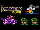 Darkwing Duck (Чёрный Плащ) прохождение (NES, Famicom, Dendy)