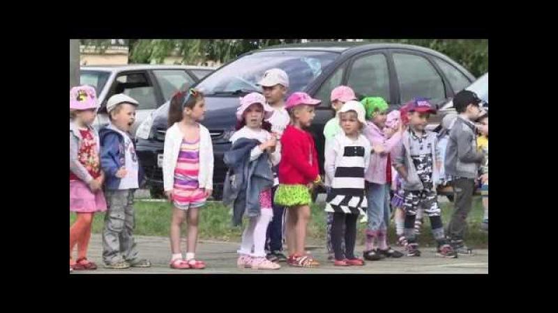 Праздник для детей организовали в Оснежицах