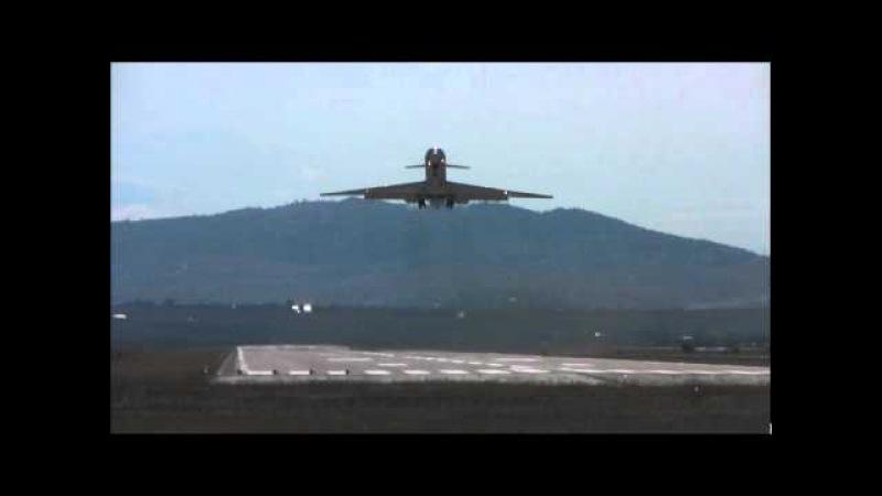 Чита-Кадала.Два взлёта.Ил-62м МЧС и A-320 URAL AIRLINES