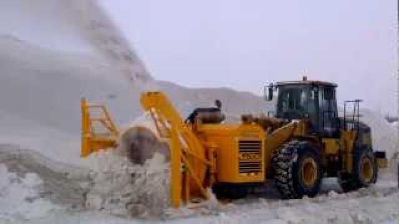 Souffleuse LARUE D87 2012 Snow Blower