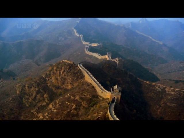 BBC NG: Как нас создала Земля: Ветер / 3 серия
