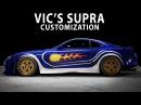 NFS 2015 Vic's Toyota Supra Cinematic Speed Art Customization PC