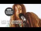 Lets Eat Grandma - Deep Six Textbook @ NME Basement Sessions (2016)