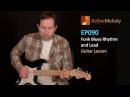 Funk Rhythm Guitar Lesson with Hubert Sumlin Lead – EP090