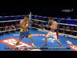 Martin J Ward vs Maxi Hughes III