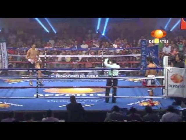 Rey Vargas vs Néstor Torito Paniagua