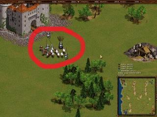 Казаки снова война читер вставляет юнитов несколько раз   Cossacks back to war cheater