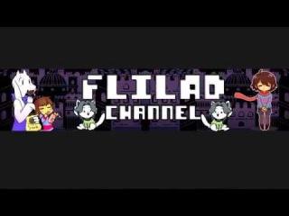 YouTube (шапка для канала в стиле undertale)