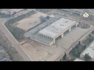 Джейш аль Муджахедин - Армия моджахедов |Не хухры мухры | попала в плац Академии Аль Асад