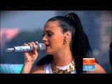 Katy Perry - Unconditionally Sunrise Australia 2013 HD