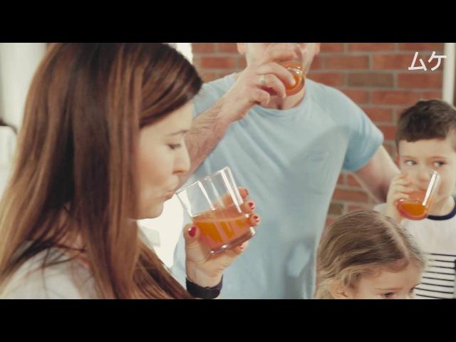 Muke - Zdrowie w 15 minut. Dlaczego warto pić świeże soki? Wyciskarka Muke Mu2G Premium .