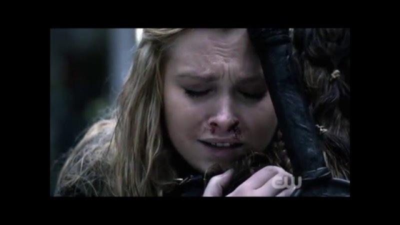 Clarke and Lexa -