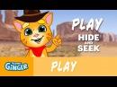 Play Hide 'n' Seek with Talking Ginger Wacky Wild West