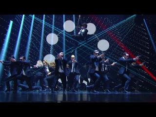 Танцы. Битва сезонов: Вступительный танец (Michael Buble – Feeling Good) (серия 3)