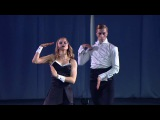 Танцы. Битва сезонов: Митя Стаев и Юля Николаева (MOLLY - Holy Molly) (серия 3)