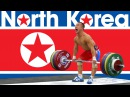 North Korea 🇰🇵 Full Session - Om Yun Chol's Heavy Day Heavy Squat Triples with Pause