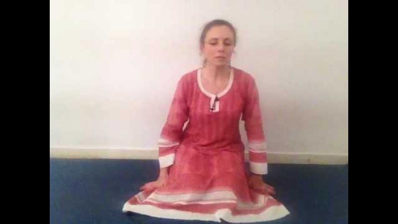 Силовая Медитация - Свастья Йога