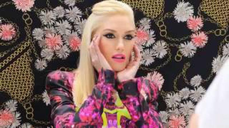 Gwen Stefani ft Justin Timberlake What U Workin' With