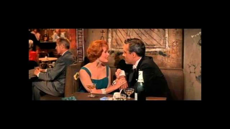 Ночь нежна1962 Драма Экранизация романа Ф.С.Фитцджеральда (1934г.)