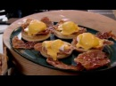 Яйца Бенедикт с хрустящей пармской ветчиной Рецепт от Гордона Рамзи