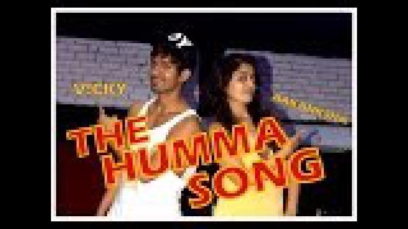 The Humma Song Easy Dance Choreography I OK Jaanu I Zumba fitness I V!cky Aakanksha
