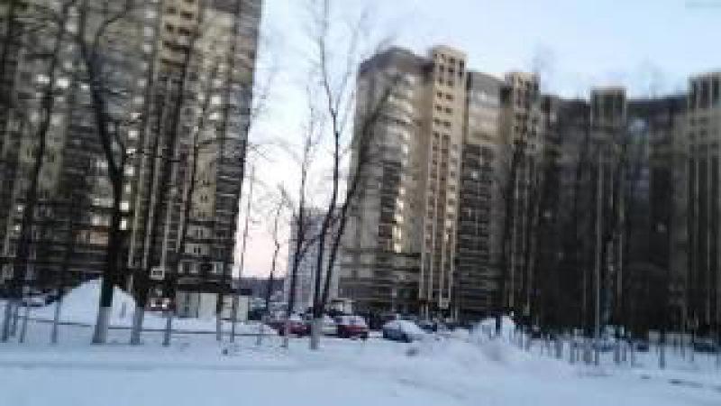 Воронеж город контрастов часть 2 Олимпийский бульвар просто бомба