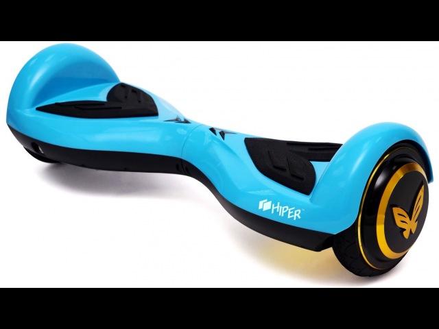 Гироскутер для ребенка. Изучаем Hiper eScooter ES 45