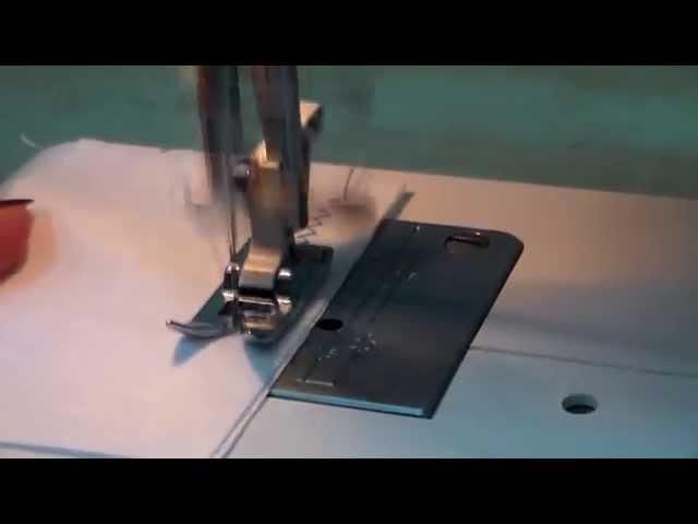 JANOME 5500 (4400) видео обзор