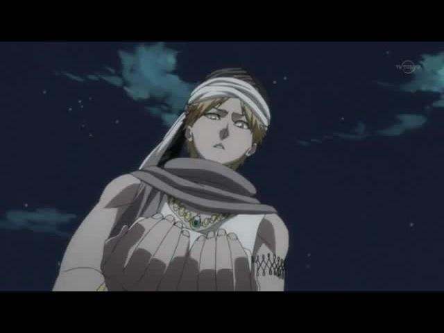 Прикол из аниме Блич / Bleach - на случай важных переговоров