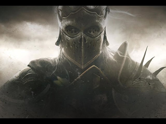 For Honor Apollyons Blackstone Legion GMV Sabaton Art Of War