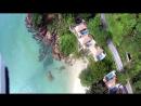 Тайланд - Ко чанг, koh chang - lonely beach white sand аэросъемка №3