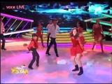 Tatiana Stefan Adrian Ivan (26-12-13) - Livin la vida loca