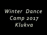 Клюква. Зимний лагерь 2017.