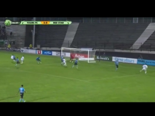 Le but de Sekou Keita face à Tours (31/03/2017)