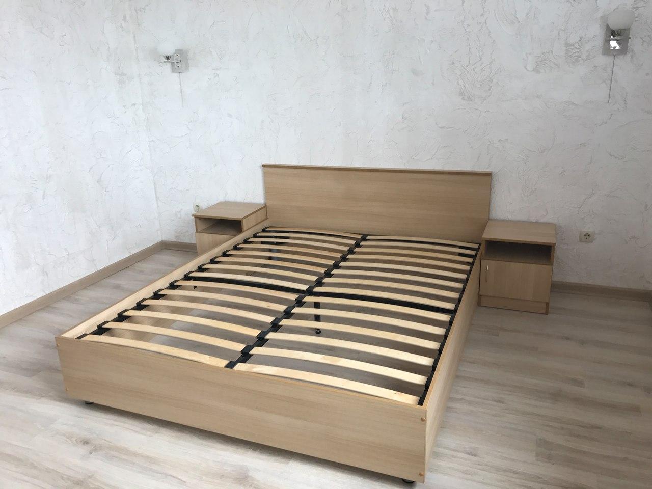 Мебель для одноместного гостничного номера эконом-класса.