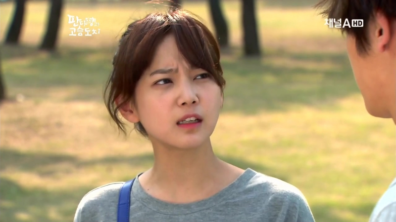 Мисс Панда и мистер Ёж.серия 6 из 16 2012 г Южная Корея
