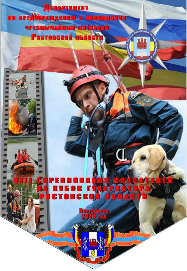 В Ростовской области пройдут VIII соревнования спасателей на кубок Губернатора