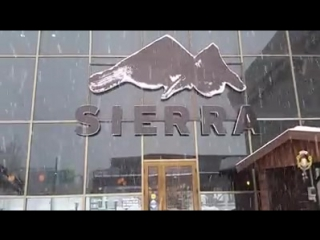 Можно вечно смотреть на огонь, как идёт снег и как бариста делает тебе ароматный кофе ☕ Приходите греться, ваша Sierra. bishkek