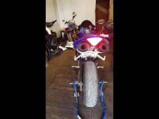 Yamaha r1 stop