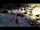 Камянка водопад